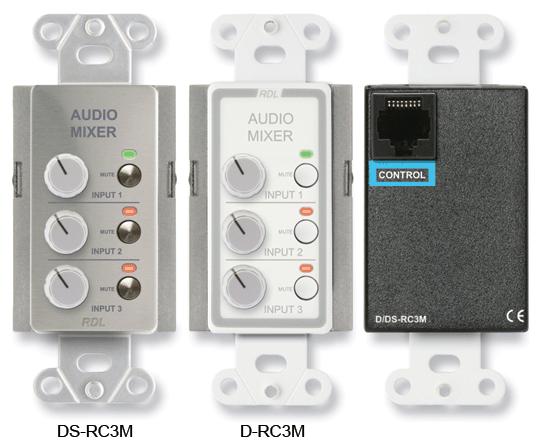 RDL, Radio Design Labs - DS-RC3M